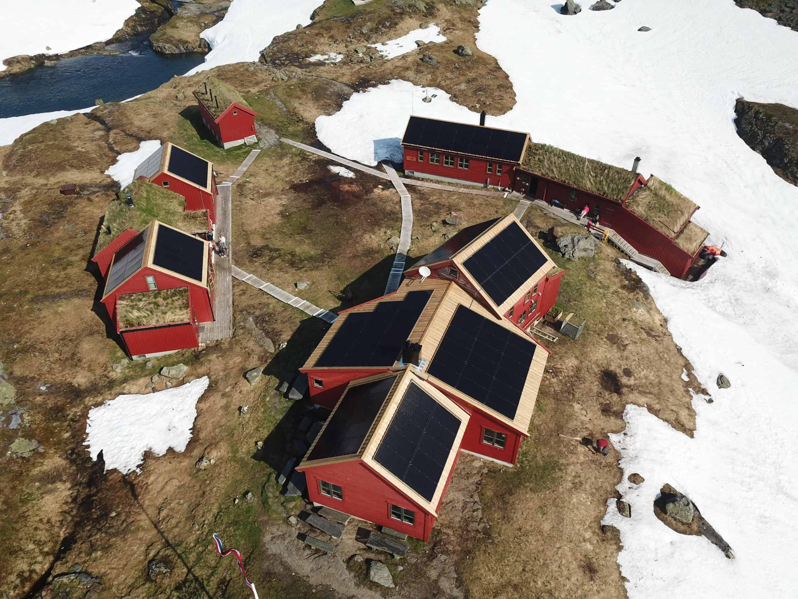 Stranddalen Turisthytte / Stavanger turistforening
